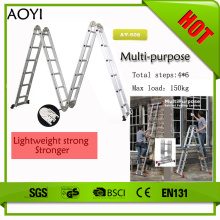 China for Folding Ladder With Color 6step 6.8m folding aluminum ladders export to Puerto Rico Factories