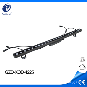 China for Outdoor Led Wall Washer RGB DMX512 24W LED wall washer supply to Armenia Factories