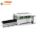 Copper Cut 1500*3000mm Covering Fiber Laser Cutting Machine