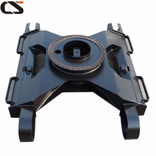 Good Quality for Excavator Track Frame OEM Fast delivery komasu PC400/450 Excavator Track frame supply to Indonesia Supplier