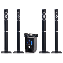 Ordinary Discount Best price for Mobile Speakers 5.1 usB mp3 dj tower speaker audio supply to Italy Wholesale