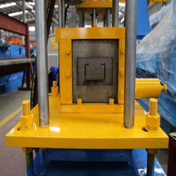 C Z Purling Channel Steel Automatic Purlin Machine