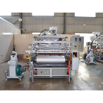 Plastic Embossed Film  Machine PE Stretch Film