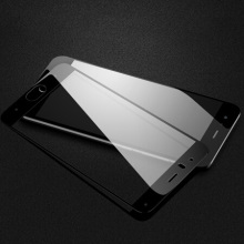 HD Tempered Glass for Xiaomi Mi6 - Black