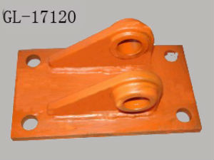 Cylinder Support Bracket for Fly Wing Trucks