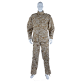 Military Army Camouflage Uniform Suit