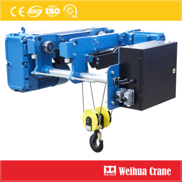 European Standard Electric Wire Rope Hoist