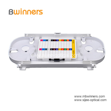ABS Fiber Optic Splice Tray 12 24 48 Core Ftth