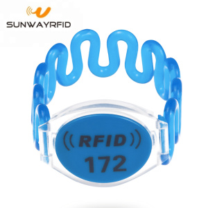 Factory Cheap price for China Pvc RFID Wristbands,Personalized Rubber Bracelets,Custom Event Wristbands Manufacturer and Supplier Proximity Waterproof RFID Alien H3 Wristbands export to Northern Mariana Islands Factories