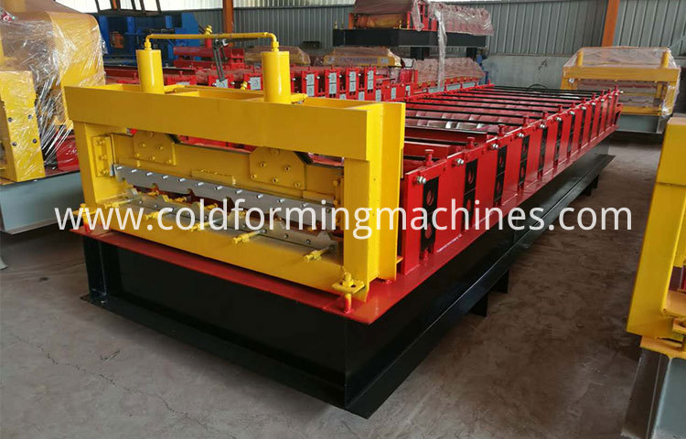 Roof And Wall Panel Roll Forming Machine 7