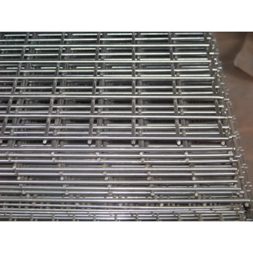 galvanised welded wire mesh panel