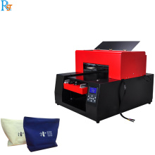6 Colors Inkjet Cotton Bag Printer