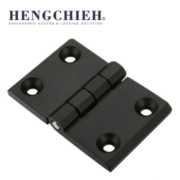 OEM/ODM for External Cabinet Hinges Black Powder ZDC Industrial External hinge supply to Guam Wholesale