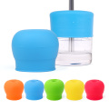 Baby Training Silicone Sippy Cup Lid