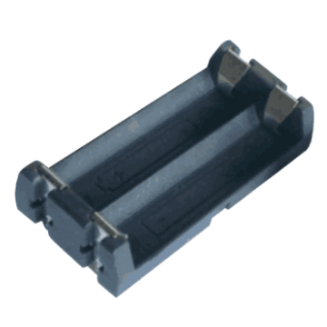 Battery Holder AA 2 Cell PC Pin