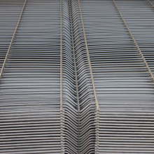 Metal Triangle Fence Panel