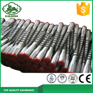 Galvanized Q235 Steel Screw Pile Fence Post
