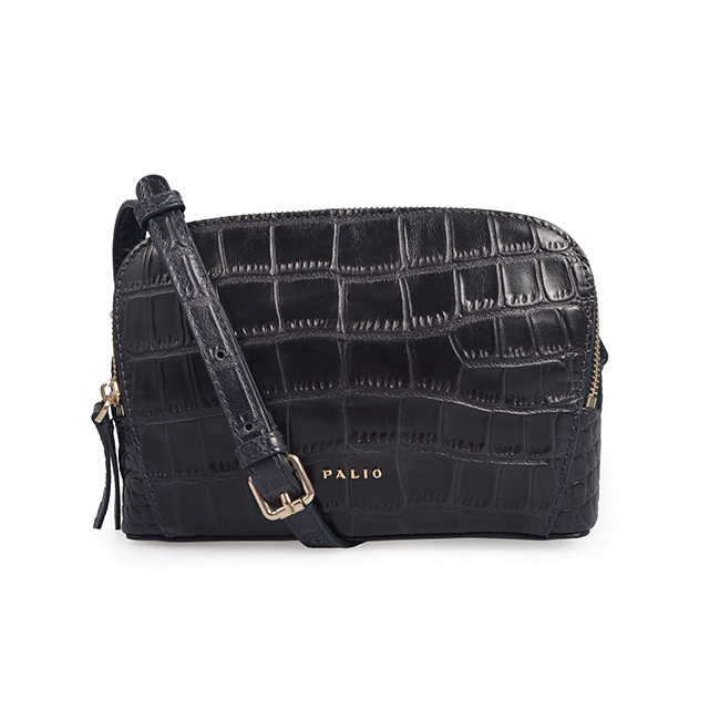 New Design Simple Crocodile Crossbody Small Square Bag