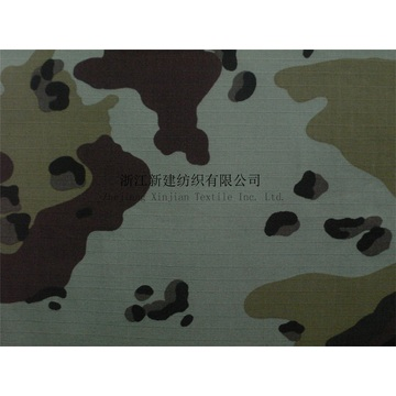 Military Camouflage Fabric for the Suadi Arabia