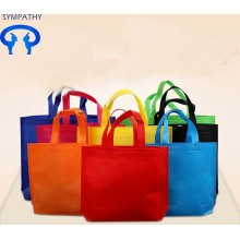 Good Quality for Custom Non Woven Shopping Bag Custom - made non - woven environmental bag export to Zimbabwe Manufacturer