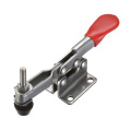 Red Plastic Cover Handle Zinc-coated Steel/SS Toggle