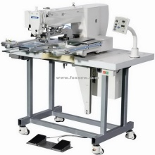 Automatic Cylinder Bed Jeans Repairing Machine