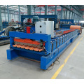 Trapezoidal/Ibr Type Profile Roofing Sheet Forming Machine