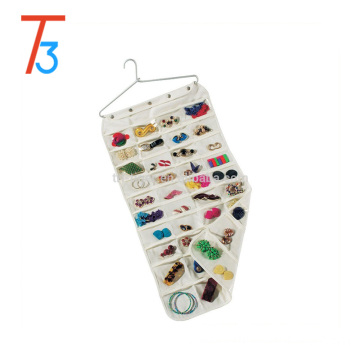 Bags Jewelry Packaging & Display Type fabric jewelry organizer bag