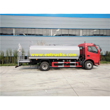 8 Ton 4x2 Water Tank Trucks