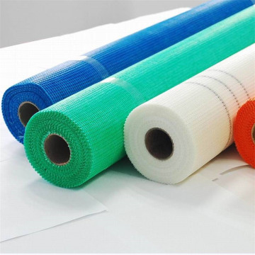 Colored Glass Fiberglass Net Cloth