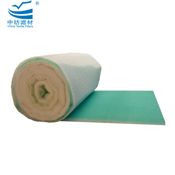 30mm 50mm 100mm Glass Fiber Felt