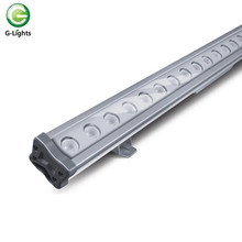Customized for Indoor Wall Washer Bridge Lighting Project Linear LED Wall Washer Light supply to Spain Factories