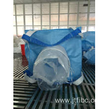 High Definition for Bulk Powder Bags FIBC big Type A Polypropylene woven bags export to Mexico Exporter