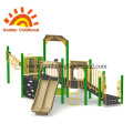 Backyard Outdoor Playground For Children
