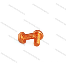 M3 Anodised Aluminum Socket Thumb Screws