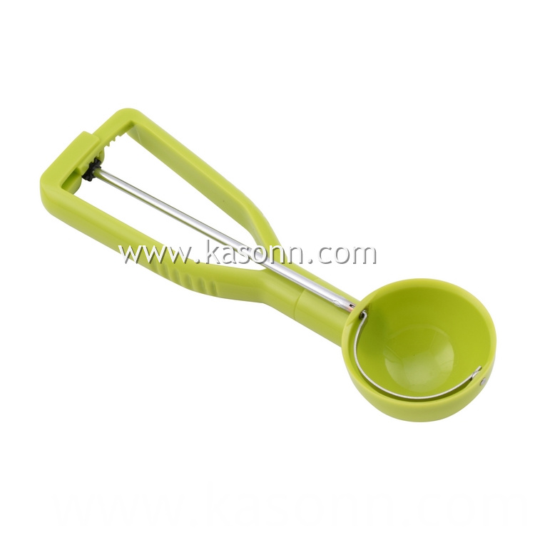 Plastic Ice Cream Scoop