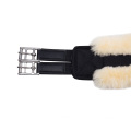 Sheepskin Moon Long Jumping Girth