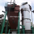 Wood Biomass Gasification Foresty Waste Gasification System
