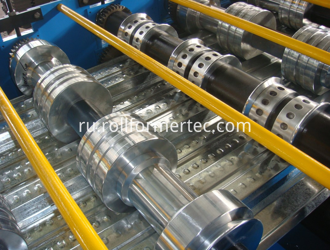 floor decking roll forming machine 16