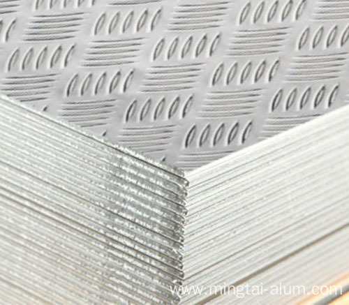 1.5mm aluminum chequer plate coil cost in Pakistan
