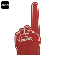 Red Color Sport Event EVA Foam Cheering Hand