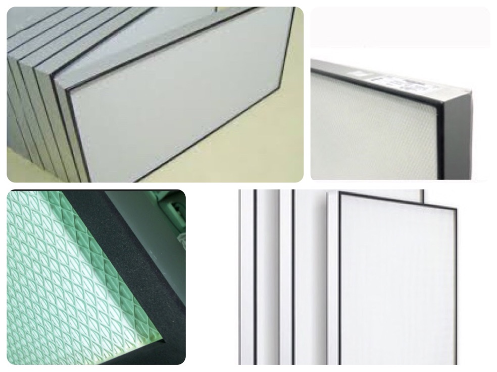 Mini Pleated Hepa Filters Details