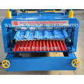 Double Layer Metal Roof Profiles Roll Forming Machine