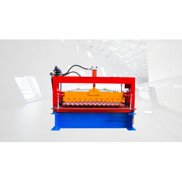 single layer Roof corrugated roll forming machine
