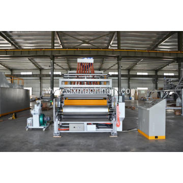 PE Plastic Embossed Film Machine Price