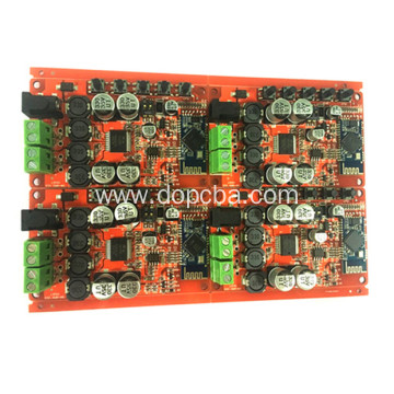 Surface Mounted SMT Printed Circuit Board Assembly Services