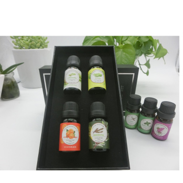 Aromatherapy Essential Oil Gift Set 6 Bottles/10ml each