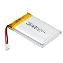 1500mAh Lithium Ion Polymer Battery For Speakers (LP3X5T7)