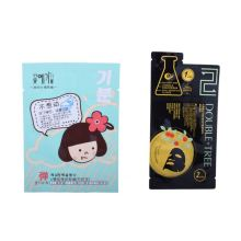 medical use fical cosmetic face mask packaging pouch