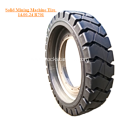 Solid Mining Carriage Machines Tire 14.00-24 R709